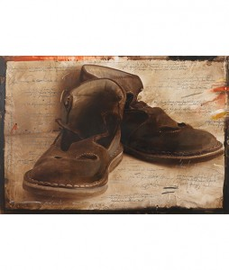 Shoes-70x100cm
