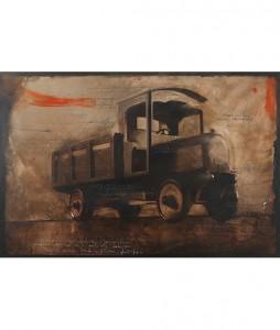 Truck-100x150cm