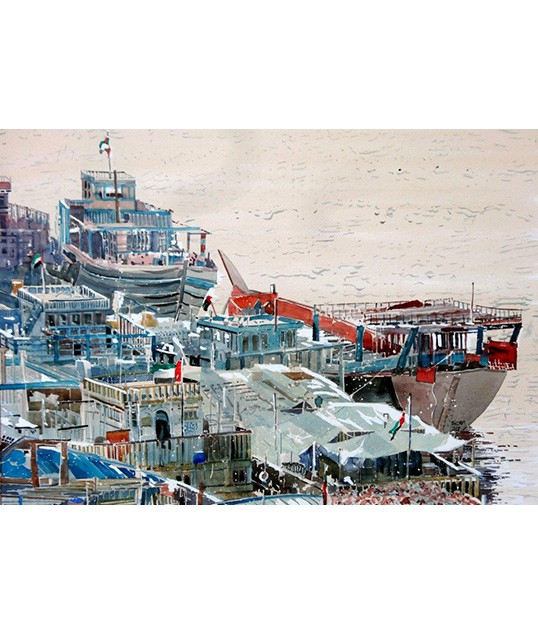 Dubai-Creek-December-52-x-74cm