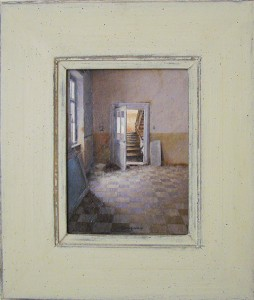 SOLD---Interior-I-24x18cm